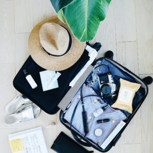 Five Ways to Keep Skin Fresh on a Long Travel Day