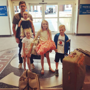 Traveling with Children: 4 Lessons Learned Along the Way