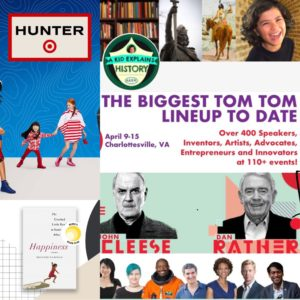 Company Memo: Hunter for Target, Hello Sunshine, and Tom Tom Festival
