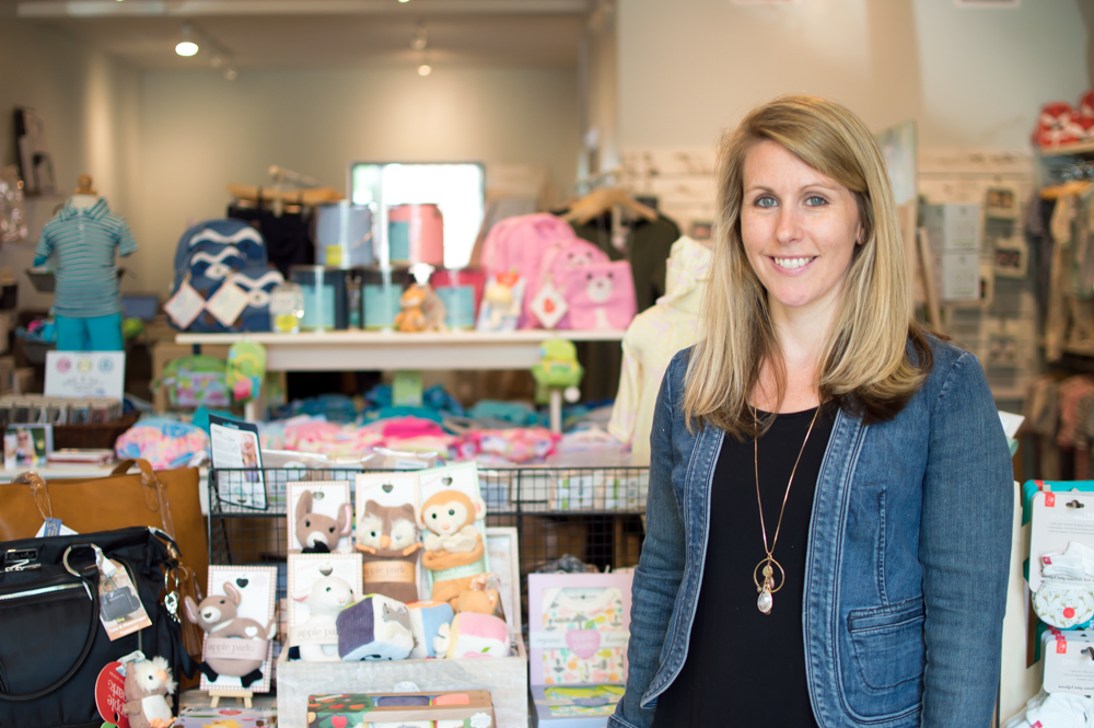 Her Business: Green Bean Baby Boutique